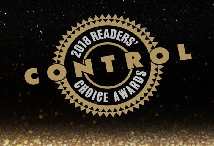 Hy Lok, premiada na escolha dos leitores pela Revista Control Magazine 2018